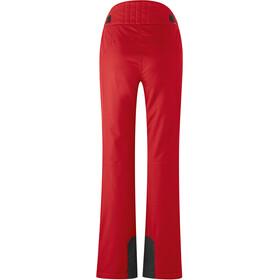 Maier Sports Steffi Slim Hose Damen tango red